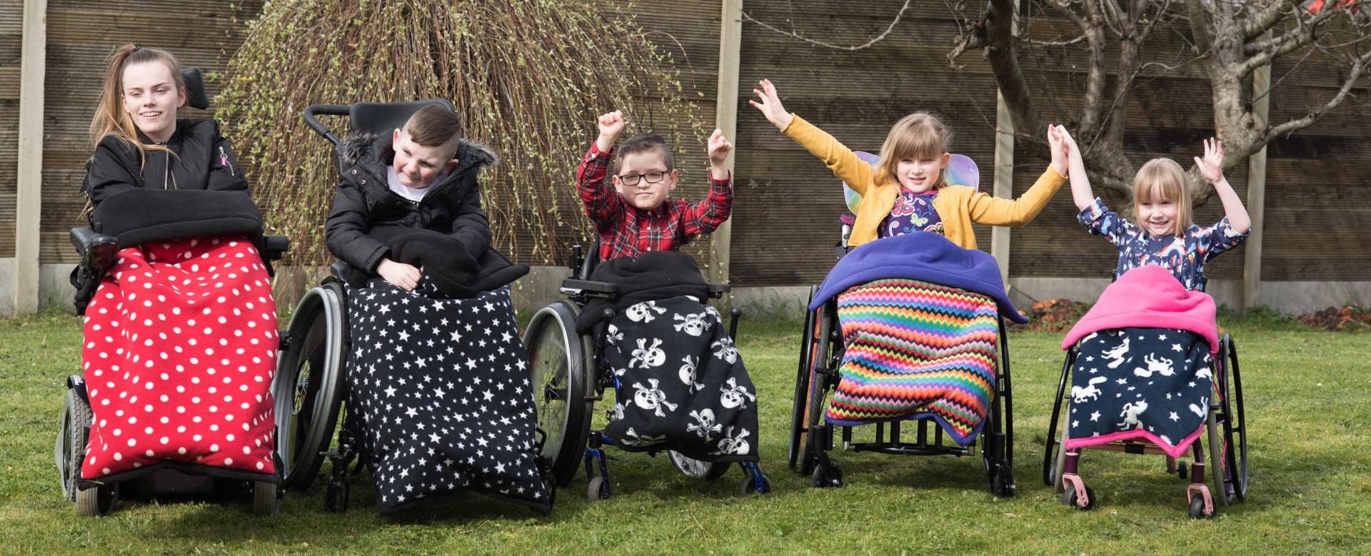 GaryB Wheelchair accessories Home page Slider image 1