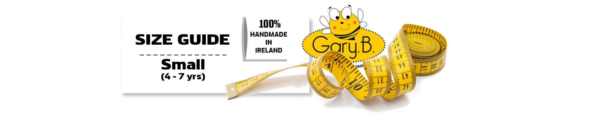 Size Guide banner GaryB