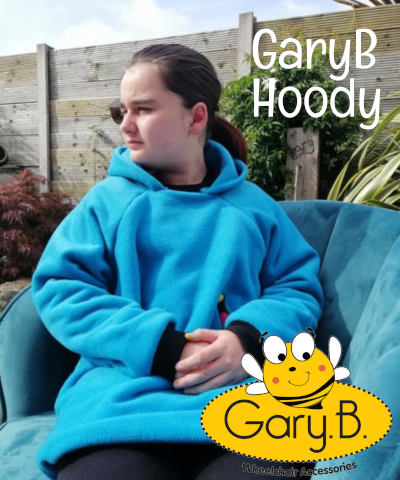 GaryB hoody GaryB wheelchair accessories