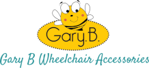 GaryB Wheelchair Accessories Logo