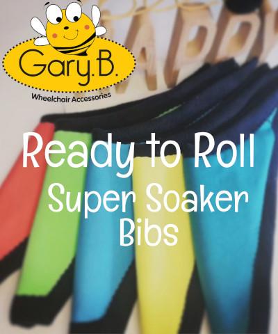 Ready to Roll Super Soaker Bibs