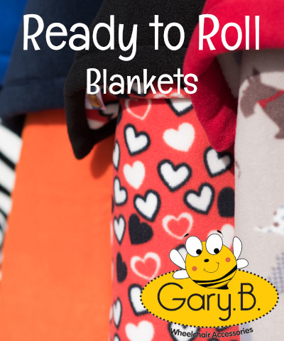 Ready to Roll Blankets